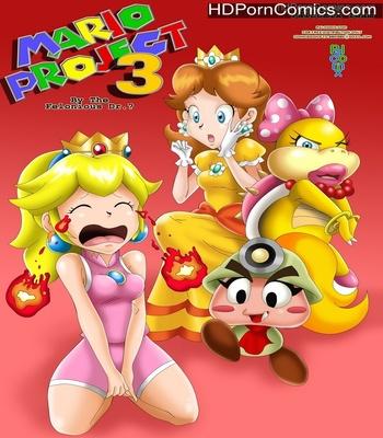 Porn Comics - Mario Project 3 Sex Comic
