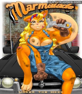 Porn Comics - Marmalade – Under The Hood Sex Comic