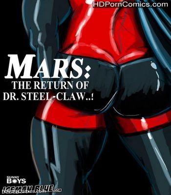 Porn Comics - Mars – The Return Of DR Steel-Claw Sex Comic