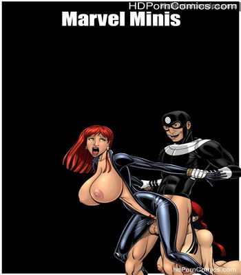 Porn Comics - Marvel Minis Sex Comic