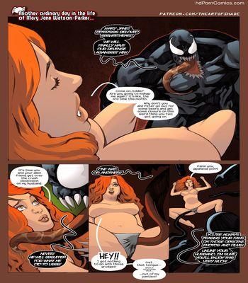 Mary Jane Watson- Spiderbang2 free sex comic