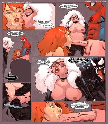 Mary Jane Watson- Spiderbang5 free sex comic