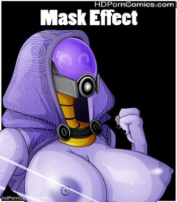 Porn Comics - Mask Effect 1 Sex Comic