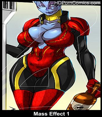 Porn Comics - Mass Effect 1 Sex Comic
