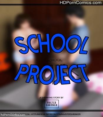 Porn Comics - Master Shrinker School Project free Cartoon Porn Comic