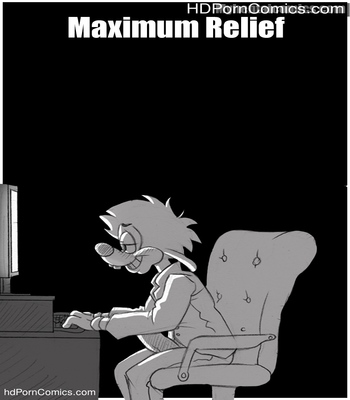 Porn Comics - Maximum Relief