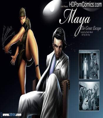 Porn Comics - Maya 2 – The Great Escape Sex Comic