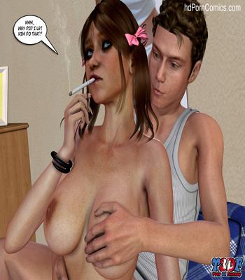 Meet the Johnson- 340 free sex comic