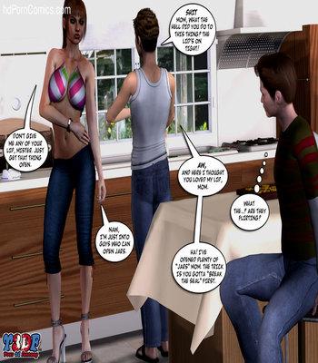 Meet the Johnson- 348 free sex comic