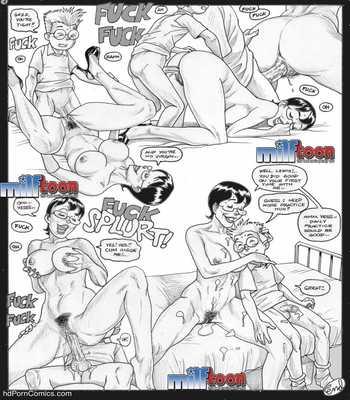 Meet the robs free Porn Comic