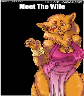 Porn Comics - Meet The Wife Sex Comic