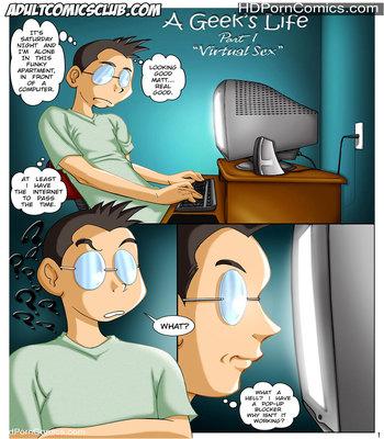 Porn Comics - Melkormancin – A Geek's Life free Cartoon Porn Comic