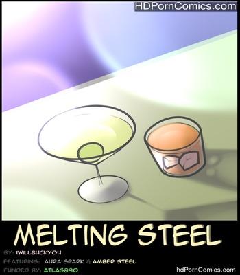 Porn Comics - Melting Steel Sex Comic