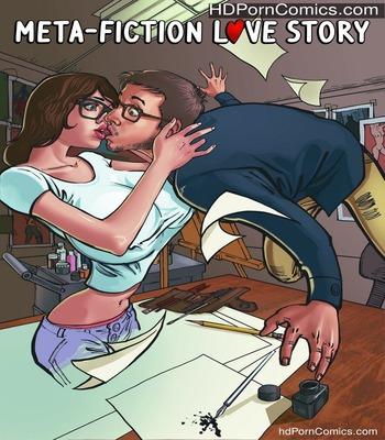 Porn Comics - Meta-Fiction Love Story Sex Comic