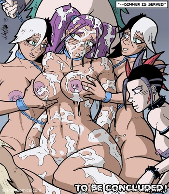 Midnight Rape Party 2 - One Thousand Served Sex Comic