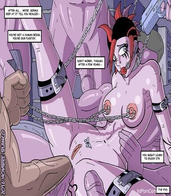 Midnight Rape Party 3 - Kiss The Blade Sex Comic