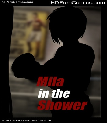 Porn Comics - Mila In The Shower Sex Comic