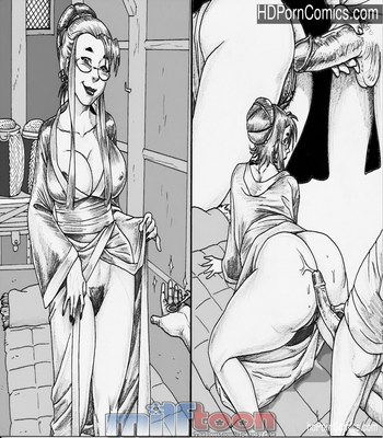 Porn Comics - Milftoon – Bar Maid free Porn Comic