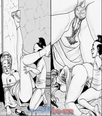 Milftoon - Bar Maid5 free sex comic