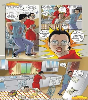 Milftoon- Cream 2.23 free sex comic