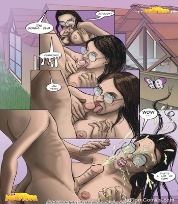 Milftoon- Cream 2.28 free sex comic