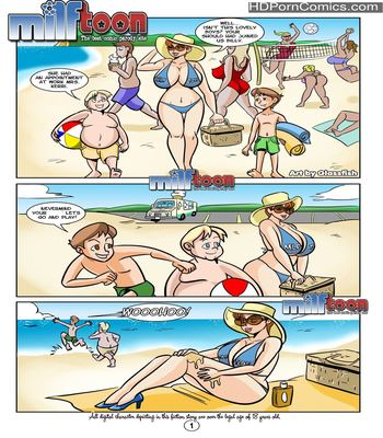 Porn Comics - Friends with Benefits Milftoons free Porn Comic