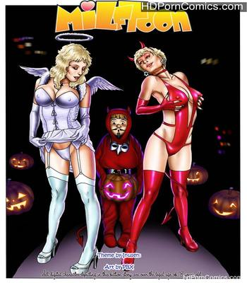 Porn Comics - Milftoon- Helloween free Porn Comic