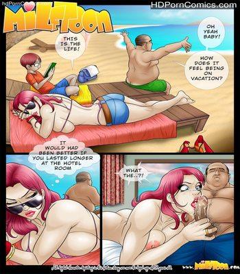 Porn Comics - Milftoon- Les Beacho free Porn Comic