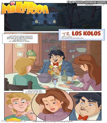 Porn Comics - Milftoon- Los Kolos free Cartoon Porn Comic