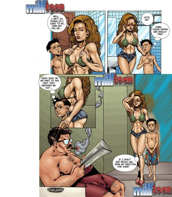 My pool Chapter 01 milftoon free Porn Comic sex 3