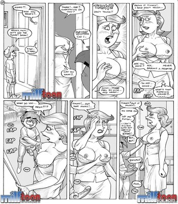 Milftoon- The Fairly OddParents free Porn Comic sex 23
