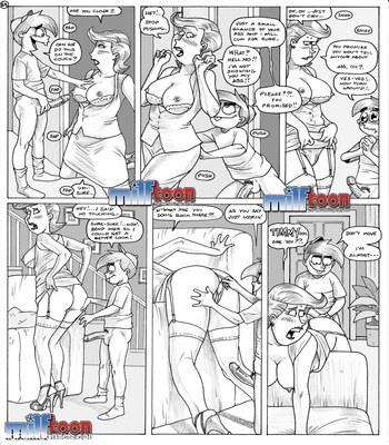 Milftoon- The Fairly OddParents free Porn Comic sex 24