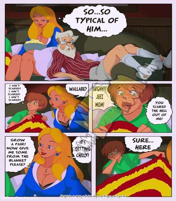 Who The Fuck Is Alice?  Milftoon free Porn Comic sex 5