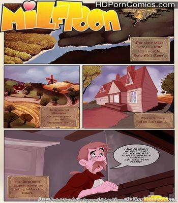 Porn Comics - Milftoons- Barn free Porn Comic