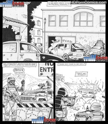 Porn Comics - Milftoons- Contains Virus Zombies free Porn Comic