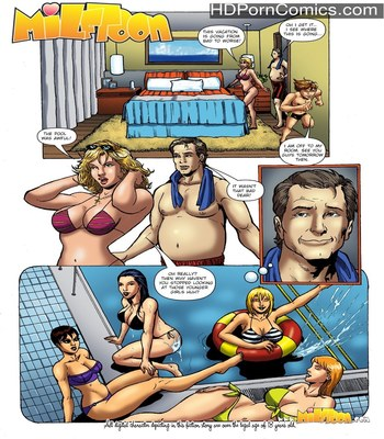 Porn Comics - Milftoons- Hotel 4 free Porn Comic