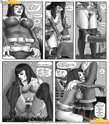 Milftoons- Xmas12 free sex comic