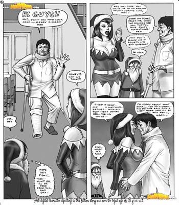 Milftoons- Xmas3 free sex comic