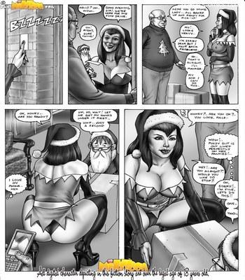 Milftoons- Xmas5 free sex comic