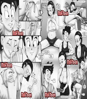 Milftoons- ZBD B&W free Porn Comic sex 10