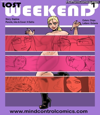 Porn Comics - Mind Control- Lost Weekend 1 free Cartoon Porn Comic