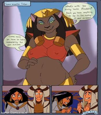 Mirage 12 free sex comic
