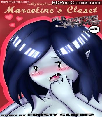 Porn Comics - MisAdventure Time 1 – Marceline's Closet Sex Comic