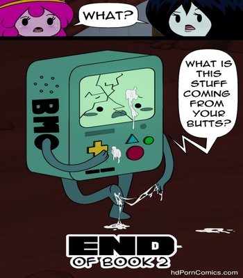 MisAdventure Time 2 – What Was Missing Sex Comic