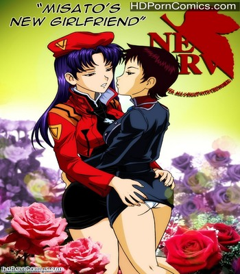 Porn Comics - Misato's New Girlfriend Sex Comic