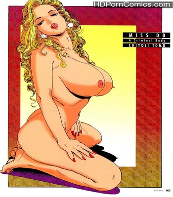 Porn Comics - Miss DD – A Criminal Body Sex Comic