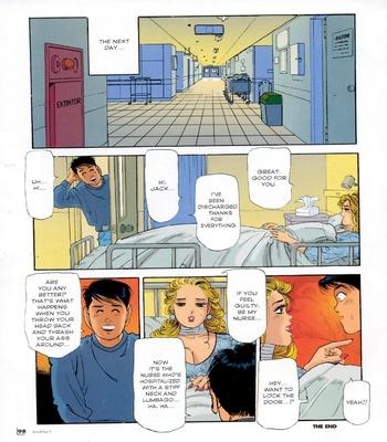 Miss DD – Intensive Care Sex Comic