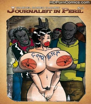 Porn Comics - Miss Joan – Journalist In Peril 3 Sex Comic