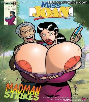 Porn Comics - Miss Joan – Madman Strikes Sex Comic