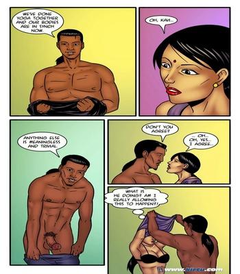 Miss Rita 11 - A Little Sexercise Helps Miss Rita Be More Flexible 19 free sex comic